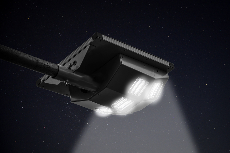 LED Solar Streetlight - LSS x5M