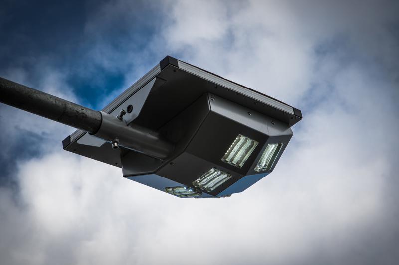LED Solar Streetlight - LSS x5M Tag